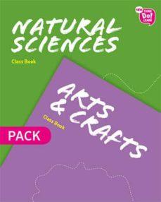 new think do learn natural + arts 5 classbook pack comunidad de madrid proyecto bilingue-9780190526894