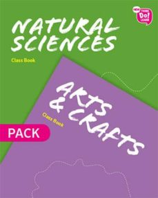 new think do learn natural + arts (m1) 3 classbook pack comunidad de madrid proyecto bilingue-9780190527396