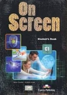 on screen c1 student's book (int)-9781471568121