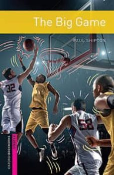 oxford bookworms library starter the big game audio pack-9780194624466