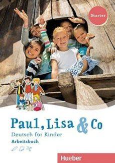 paul, lisa & co starter arbeitsb.(ejerc.-9783190115594