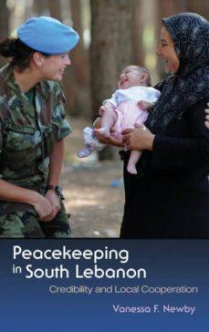 peacekeeping in south lebanon-9780815635710