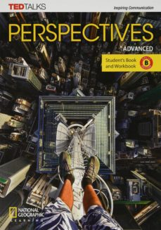 perspectives advanced: student s book and workbook split edition b-9781337298445