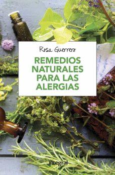remedios naturales para las alergias-rosa guerrero salinas-9788491180708