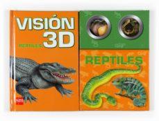 reptiles (vision 3d)-gaby goldsack-9788467531107