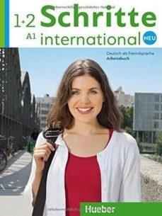 schritte international neu 1+2 : deutsch als fremdsprache / arbeitsbuch + 2 cds zum arbeitsbuch-9783191110826