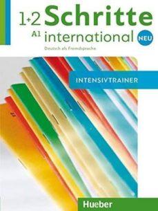 schritte international neu - dreibandige ausgabe : intensivtrainer a1 mit audio-9783193310828