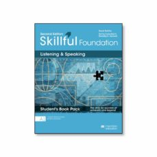 skillful second edition foundation level listening and speaking student s book premium pack-9781380010285