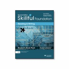 skillful second edition foundation level reading and writing student s book premium pack-9781380010346