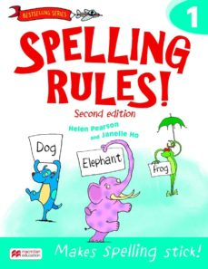 spelling rules! student book 1-9781420236491