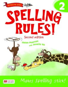 spelling rules! student book 2-9781420236507