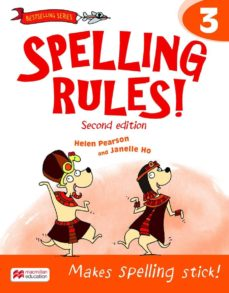 spelling rules! student book 3-9781420236514