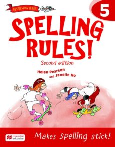 spelling rules! student book 5-9781420236538