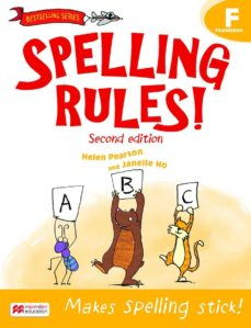 spelling rules! student book f-9781420236484