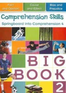 springboard into comprehension level 4 b-9781420276565
