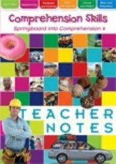 springboard sic4 teacher book-9781420276541