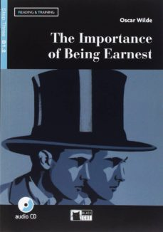 the importance of being earnest. book + cd + app (r & t)-oscar wilde-9788853016324