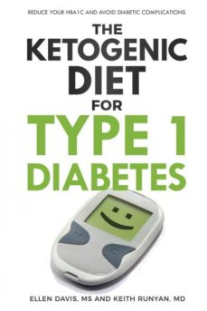 the ketogenic diet for type 1 diabetes-9781943721054
