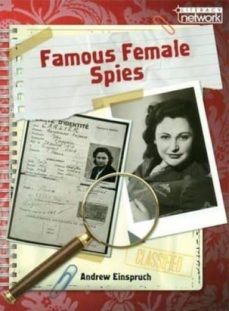 topic book: famous female spies-9781420290707