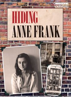 topic book: hiding anne frank-9781420290745