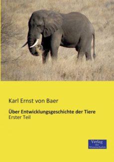 uber entwicklungsgeschichte der tiere-9783957000095