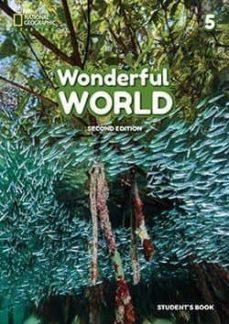 wonderful world 5 workbook-9781473760653