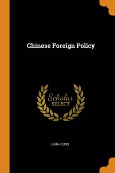 chinese foreign policy-9780341674580