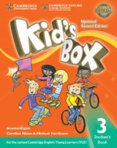 kid s box (us english) (updated 2nd ed - 2018 yle exams) 3 student s book-9781316627532