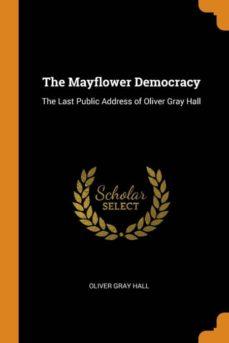the mayflower democracy-9780341660446