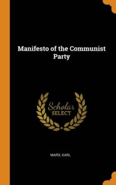 manifesto of the communist party-9780341678793