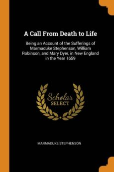 a call from death to life-9780342120093
