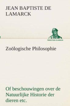 zoologische philosophie of beschouwingen over de natuurlijke historie der dieren etc-9783849540098