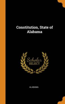 constitution, state of alabama-9780341663171