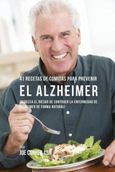 41 recetas de comidas para prevenir el alzheimer-9781635312522