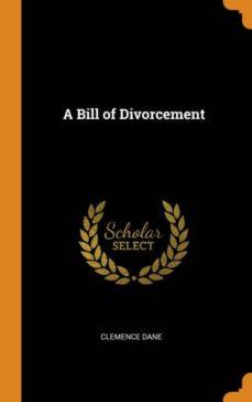 a bill of divorcement-9780341665076