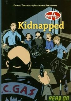 a-team - kidnapped (coleccion read on 3 - nivel b1/b2)-9788723907561