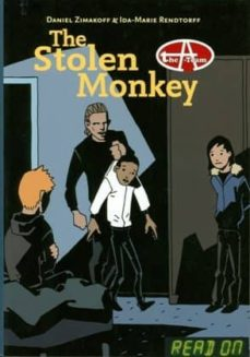 a-team - the stolen monkey (coleccion read on 3 - nivel b1/b2)-9788723907530
