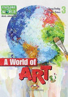 a world of art reader-9781471563065