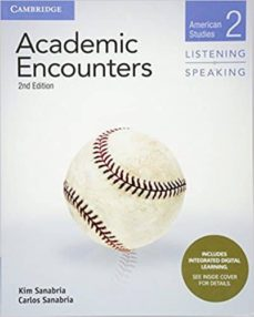 academic encounters (2nd edition) 2: american studies listening and speaking student s book with integrated digital learning-9781108638722