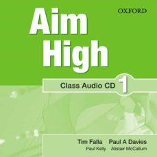 aim high 1 class audio cd-tim falla-paul a. davies-9780194453035