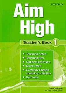 aim high 1. teacher s book-jane hudson-tim falla-9780194453028