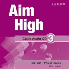 aim high 3 class audio cd-tim falla-paul a. davies-9780194453110