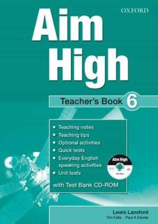 aim high 6. teacher s book-lewis lansford-tim falla-9780194454568