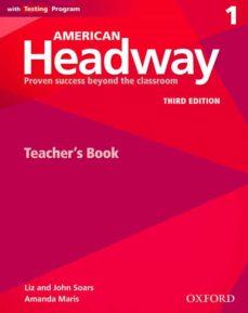 american headway 1. teacher s book 3rd edition-john soars-liz soars-9780194725767