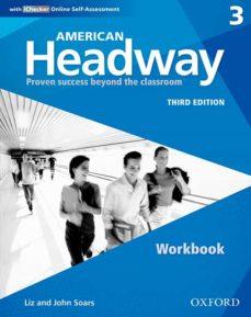 american headway 3 workbook+ichecker pack 3rd edition-9780194726146