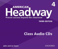 american headway 4 class cd 3rd edition (4)-9780194726474