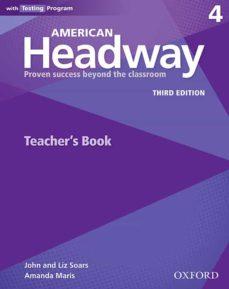 american headway 4. teacher s book 3rd edition-john soars-liz soars-9780194726443