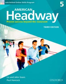 american headway 5. student s book pack 3rd edition-9780194726573