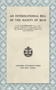 an international bill of the rights of man (1945)-9781584779230