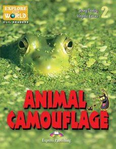 animal camouflage reader-9781471563089